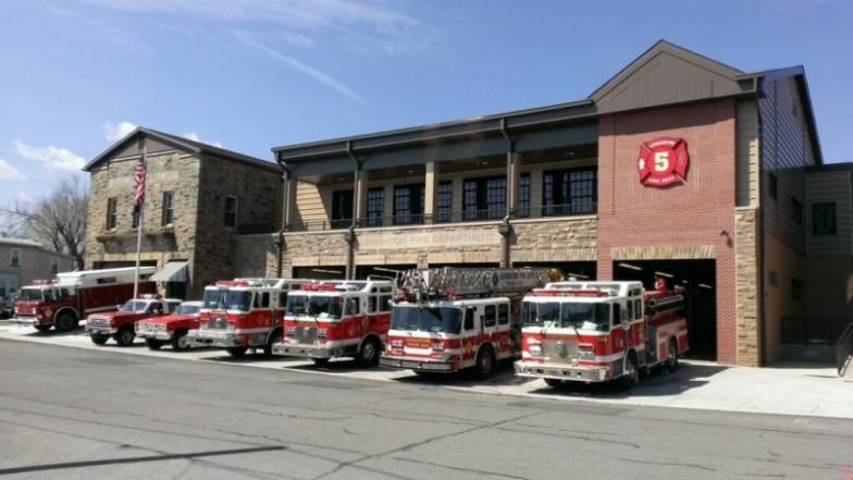 New LFD 5 Station Picture
